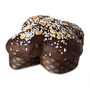 colomba cioccolato aricchigia