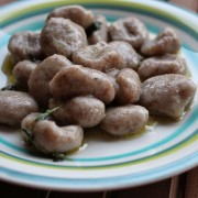 gnocchi fagioli