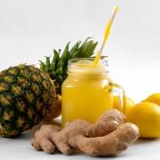 ananas-e-zenzero