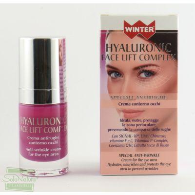 HYALURONIC FACE LIFT CREMA CONTORNO OCCHI 15 ml WINTER