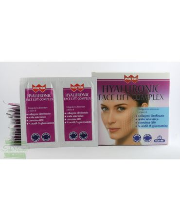 HYALURONIC FACE LIFT COMPLEX 30 bustine WINTER
