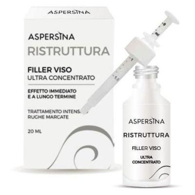 ASPERSINA RISTRUTTURA FILLER VISO ULTRA CONCENTRATO 20 ml PHARMALIFE