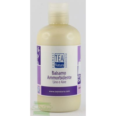 BALSAMO AMMORBIDENTE CAPELLI AL LINO E ALOE 200 ml TEA