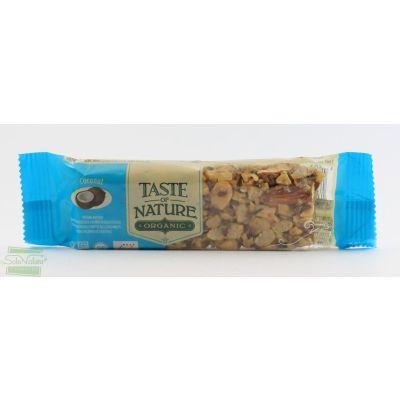 BARRETTA AL COCCO 40 gr TASTE OF NATURE