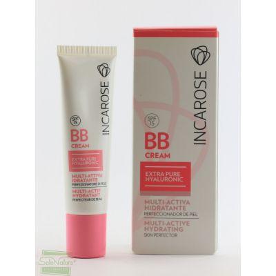 BB CREAM HYALURONIC LIGHT 30 ml INCA ROSE