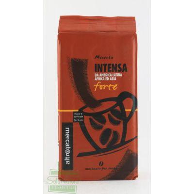 CAFFE' MISCELA INTENSA FORTE 250g ALTROMERCATO