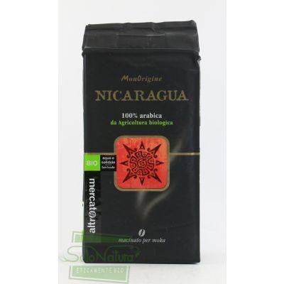 CAFFE' NICARAGUA CECOCAFEN 100% ARABICA 250g ALTROMERCATO