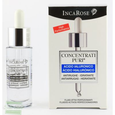CONCENTRATI PURI ® ACIDO IALURONICO 15 ml INCA ROSE