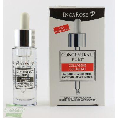 CONCENTRATI PURI ® COLLAGENE 15 ml  INCA ROSE