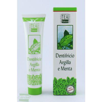 DENTIFRICIO MENTA  ARGILLA 75 ml  TEA