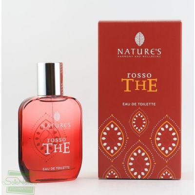 EAU DE TOILETTE ROSSO THE 50 ml NATURE'S
