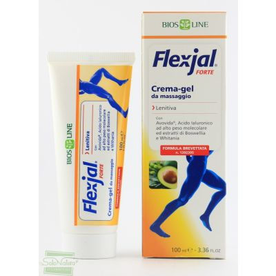 FLEX JAL CREMA GEL FORTE 100 ml BIOS LINE
