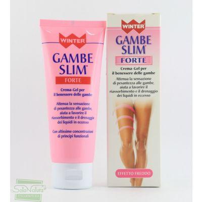 GAMBE SLIM CREMA  GEL FORTE EFFETTO FREDDO 100 ml WINTER