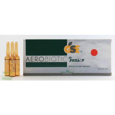 GSE AEROBIOTIC JUNIOR 10 fiale aerosol 50 ml INTEGRATORE ALIMENTARE PRODECO PHARMA
