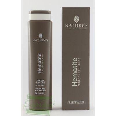 HEMATITE DOCCIA SHAMPOO 250 ml NATURE'S