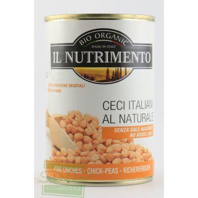 IL NUTRIMENTO CECI AL NATURALE  400 gr PROBIOS
