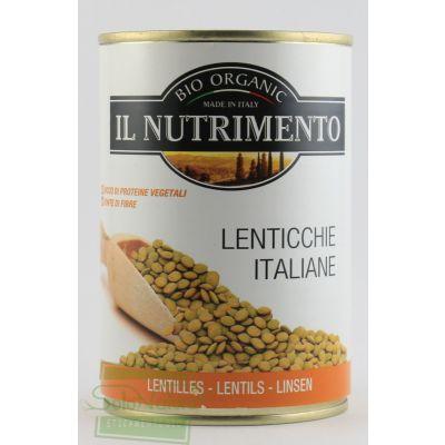 IL NUTRIMENTO LENTICCHIE AL NATURALE 400  gr PROBIOS