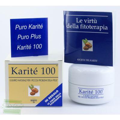 KARITÈ 100 150 ml SOCIETÀ DEL KARITÈ