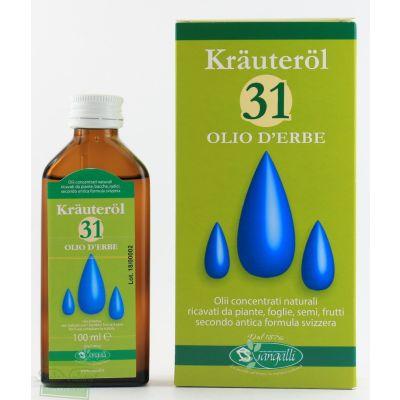 KRAUTEROIL 31 100 ml SANGALLI