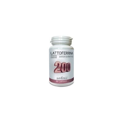 LATTOFERRINA 200 mg 30 capsule INTEGRATORE ALIMENTARE NATURETICA