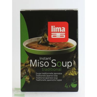 LIMA INSTANT MISO SOUP 40 gr KI GROUP