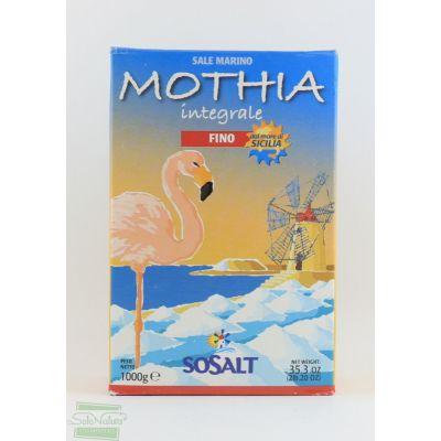 MOTHIA SALE MARINO FINO 1 kg BAULE VOLANTE