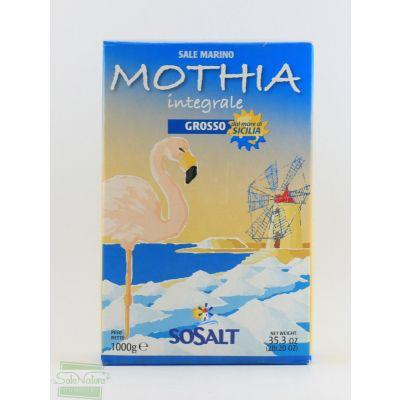 MOTHIA SALE MARINO GROSSO 1 kg BAULE VOLANTE