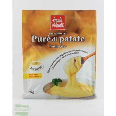 PREPARATO PURE' 70 gr BAULE VOLANTE