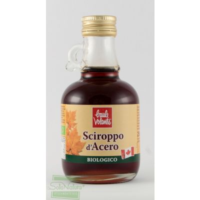 SCIROPPO D'ACERO CANADESE GRADO C 250 ml  BAULEVOLANTE