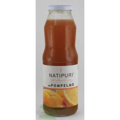SUCCO POMPELMO 750 ml NATIPURI