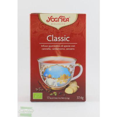 TISANA CLASSIC 37,4 gr YOGI TEA