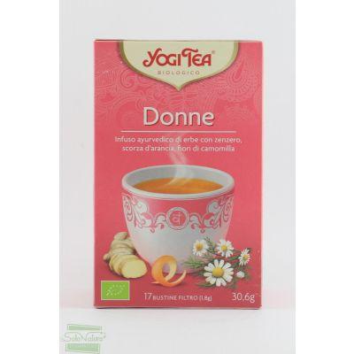 TISANA DONNE 30,6 gr YOGI TEA