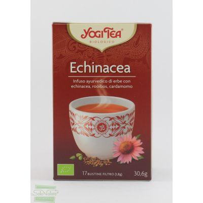 TISANA ECHINACEA  30,6 gr YOGI TEA