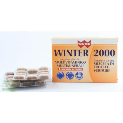 WINTER 2000 MULTIVITAMINICO 30 compresse  WINTER