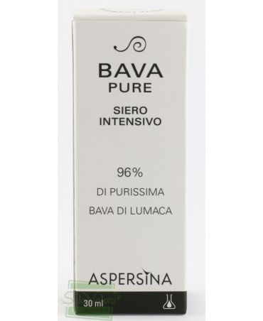 ASPERSINA BAVA PURE SIERO INTENSIVO 30 ml PHARMALIFE RESEARCH
